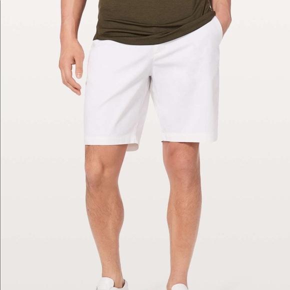 lululemon athletica Other - NWT Lululemon Commision Shorts Slim Chino-Size 38